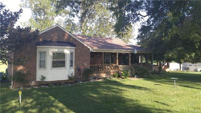 Powhatan Single Family Home For Sale: 1620 Capeway Road