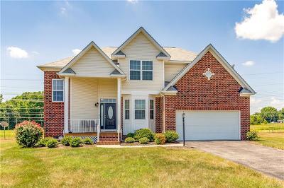 Henrico Single Family Home For Sale: 4804 Cedar Seed Road