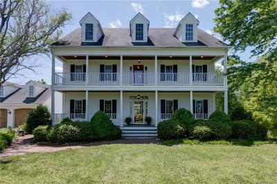 Bumpass Single Family Home For Sale: 164 Ivy Cliff Drive