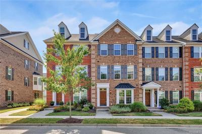 Glen Allen Single Family Home For Sale: 3905 Pumpkin Seed Lane