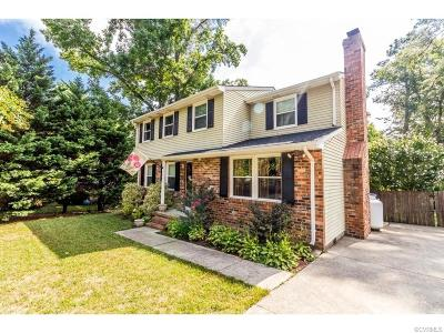Henrico Single Family Home For Sale: 9737 Laurel Pine Drive