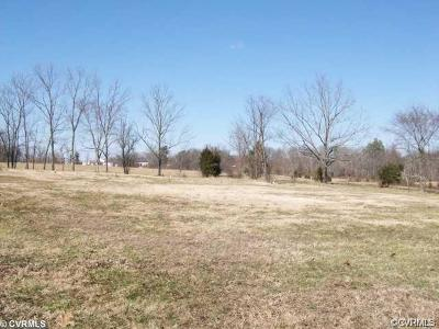 Amelia County Land For Sale: Church Street