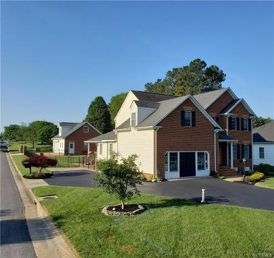 Mechanicsville Single Family Home For Sale: 8091 Perrincrest Place
