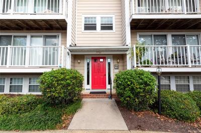 Henrico Condo/Townhouse For Sale: 7701 Okeith Court #1612