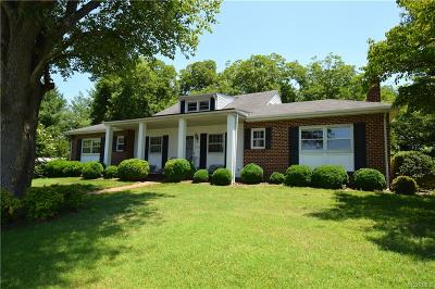 Mechanicsville Single Family Home For Sale: 7002 Cold Harbor Road