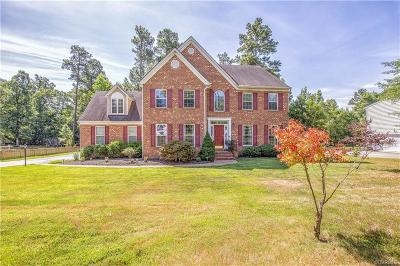 Chesterfield Single Family Home For Sale: 13537 Brandy Oaks Road