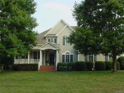 Single Family Home For Sale: 1201 Bach Lane