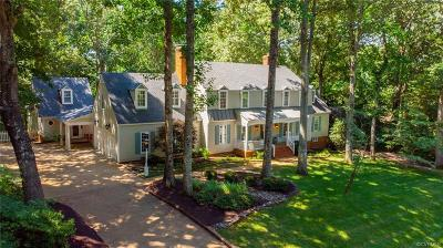 Henrico County Single Family Home For Sale: 3 Runswick Drive