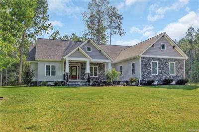 Chesterfield Single Family Home For Sale: 8100 Lake Margaret Terrace