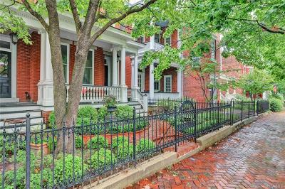 Richmond Single Family Home For Sale: 2704 E Grace Street