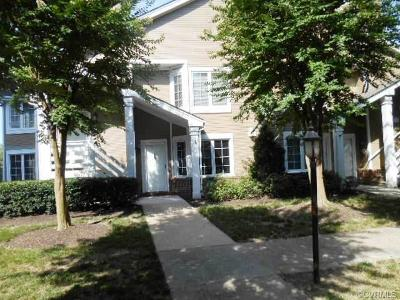 Henrico County Rental For Rent: 4611 Four Seasons Terrace #A