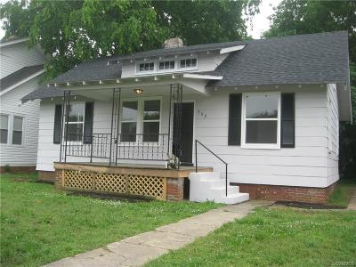 Hopewell Single Family Home For Sale: 702 E Broadway