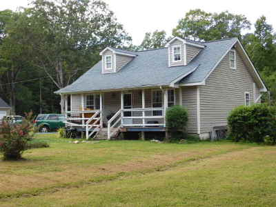 Henrico Single Family Home For Sale: 7788 Gill Dale Road