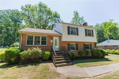 Henrico Single Family Home For Sale: 2409 Vandover Road