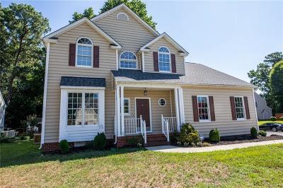 Glen Allen Single Family Home For Sale: 1708 Holliman Drive