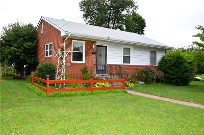Henrico Single Family Home For Sale: 2906 Ruthland Road