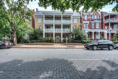 Richmond Condo/Townhouse For Sale: 1630 Monument Avenue #17
