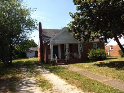 Henrico County Rental For Rent: 2323 National Street