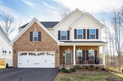 Midlothian Single Family Home For Sale: 1030 Water Beech Road