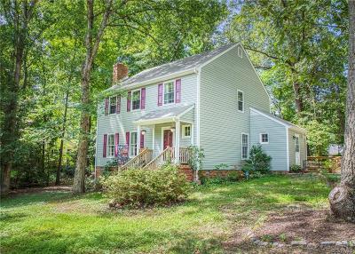 Mechanicsville Single Family Home For Sale: 7005 Birchbark Lane
