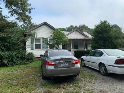 Sussex County Single Family Home For Sale: 108 E Main Street