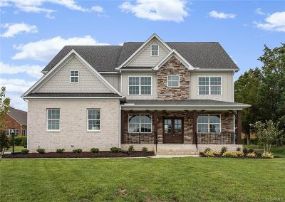 Henrico County Single Family Home For Sale: 5024 Parkland Drive