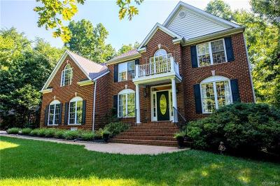 Single Family Home For Sale: 6129 Fox Haven Terrace