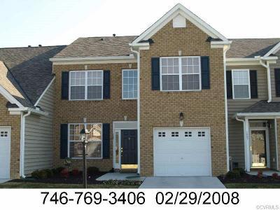 Glen Allen Single Family Home For Sale: 1007 Parkland Place