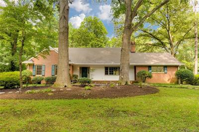 Richmond Single Family Home For Sale: 4145 Denbigh Drive