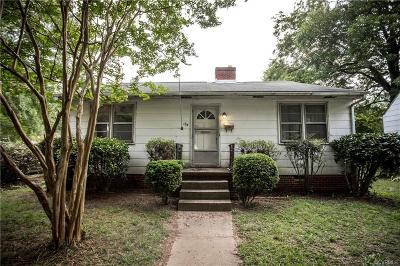 Hopewell Single Family Home For Sale: 134 S 11th Avenue