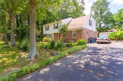 Chesterfield County Single Family Home For Sale: 1908 Robindale Road