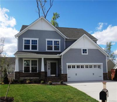 Chesterfield Single Family Home For Sale: 8125 Timberstone Drive