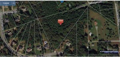 Henrico Land For Sale: 2071 Morgan Lane