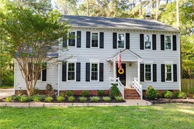 Henrico Single Family Home For Sale: 8909 Derbyshire Road