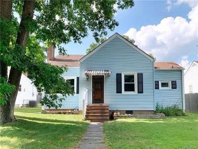 Henrico Single Family Home For Sale: 1304 Lakeside Avenue