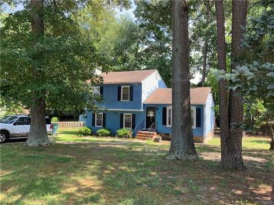 Henrico Single Family Home For Sale: 1507 Northbury Avenue