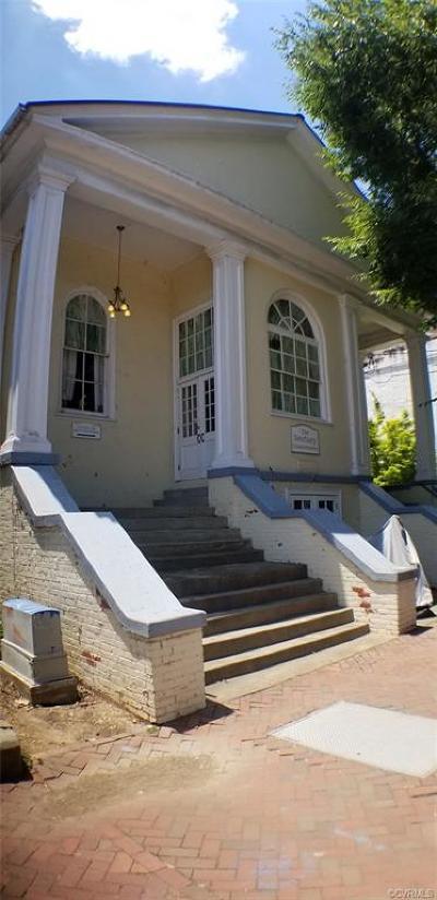 Richmond Condo/Townhouse For Sale: 9 E Clay Street #8