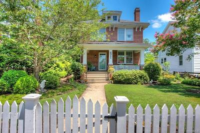 Richmond Single Family Home For Sale: 4511 Brook Road
