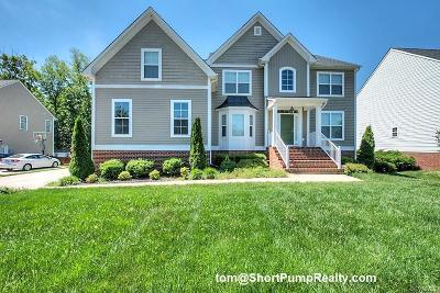 Single Family Home For Sale: 5213 Cabretta Drive