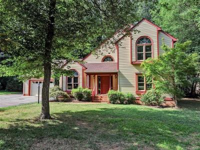 Midlothian Single Family Home For Sale: 5516 W Bay Court