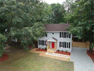 Chesterfield Single Family Home For Sale: 6507 W Denny Court