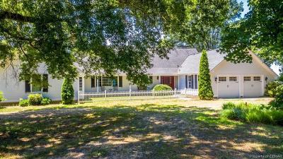 Weems Single Family Home For Sale: 263 Wharton Grove Lane