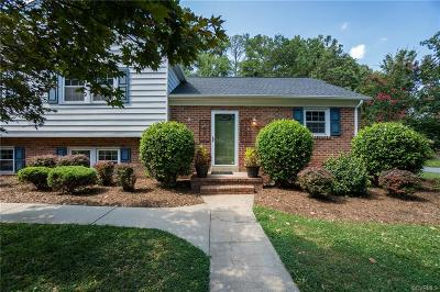 Henrico County Single Family Home For Sale: 8500 Academy Road