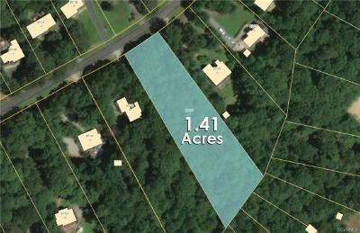 South Chesterfield VA Land For Sale: $62,250