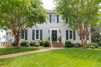 Henrico Single Family Home For Sale: 8400 Valley Wood Road