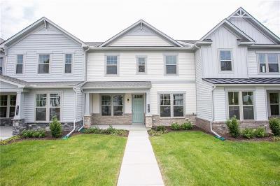 Glen Allen Single Family Home For Sale: 4012 Carrie Mill Crossing