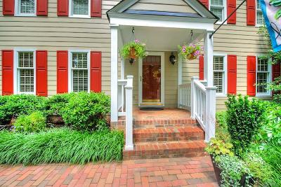 Midlothian Single Family Home For Sale: 2206 Albion Road