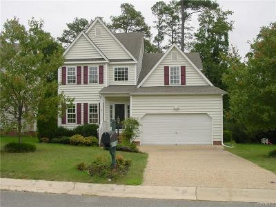 Henrico County Rental For Rent: 11832 Park Forest Way