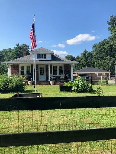 Richmond Single Family Home For Sale: 4640 Darbytown Road