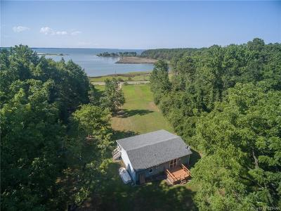 White Stone Single Family Home For Sale: 5450 Windmill Point Road